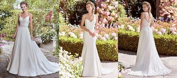 Rebecca Ingram Understated Dresses