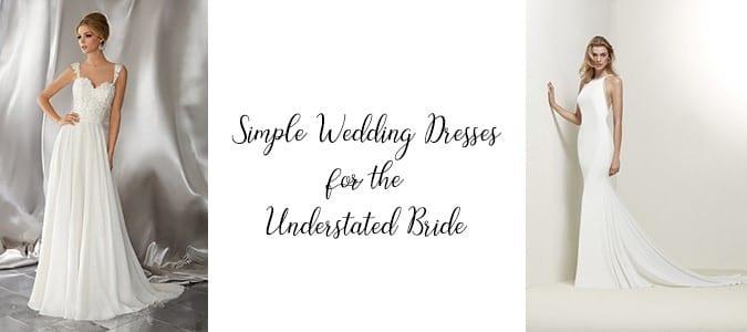 Understated Brides Header Image